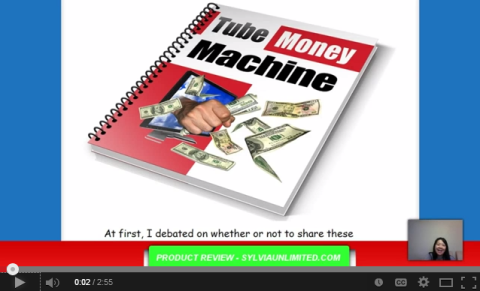 tube money machine review