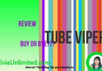 tube viper x pro review